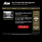 Aon - Private Risk Management - myfirstvespa